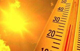 Sıcak hava hafta sonuna kadar sürecek