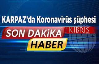 SON DAKİKA: Karpaz'da koronavirüs şüphesi!...