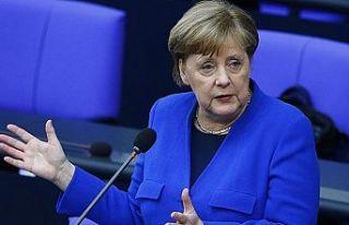 Merkel: Avrupa'nın tarihinin en zor durumunda...