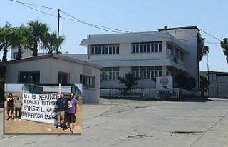 Cypfruvex'in borcu ödenecek, işsiz kalanlar haklarını...