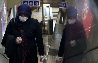 İran'da Kovid-19 nedeniyle can kaybı 18 bini...