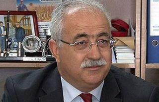 İzcan: Özgürgün'ün istifası Meclis tarafından...