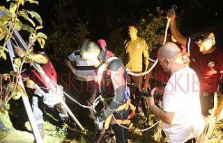 Su kuyusuna düşen  adam hayatını kaybetti