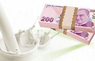 01-15 Eylül dönemi süt bedelleri ödendi