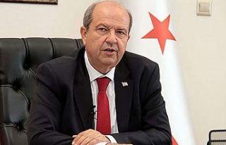 Tatar: Fransa'nın GKRY'ye askeri desteği barışa...