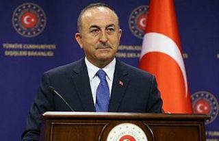 Çavuşoğlu: Biz Kıbrıs meselesinde artık federasyon...
