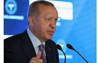 Erdoğan: Türkiye ahlaksız haritaları yırtıp...