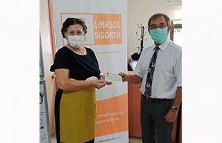 Limasol Sigorta Ltd.'den KHYD'ye Bağış
