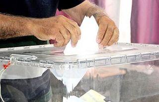 Adaylar pazar günü nerede oy kullanacak?