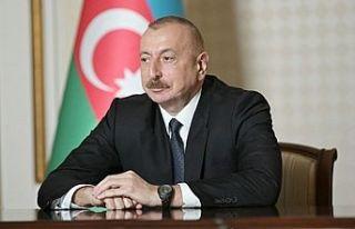 Aliyev: Görüşmelere Türkiye de katılmalı