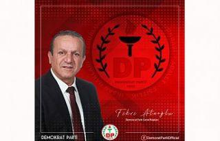 Ataoğlu, Ersin Tatar'a başarılar diledi