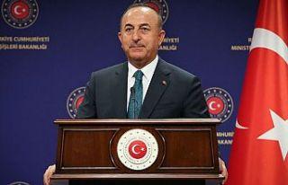 Çavuşoğlu: Ermenistan savaş suçu işlemeye devam...