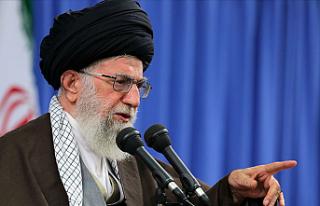 İran lideri Hamaney Macron'un İslam'a...