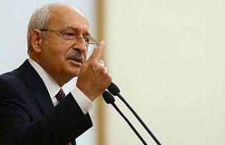 Kılıçdaroğlu: Diliyoruz Kıbrıs'ın tanınması...