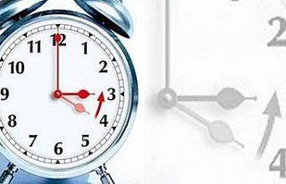 KKTC'de kış saati uygulaması  başlıyor