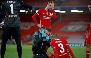 Liverpool'da sakatlık kabusu!