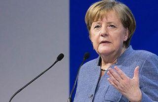 Merkel'den eyalet başbakanlarıyla Covid-19...