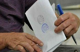 Seçim suçu işleyenlerin sayısı 9 oldu