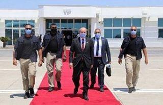 Tatar Erdoğan'la görüşmek üzere Ankara'ya...