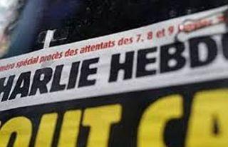 Türkiye'de Charlıe Hebdo'ya sert tepki