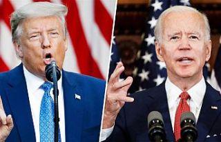 ABD başkanlık seçiminde Biden yarışı önde götürüyor