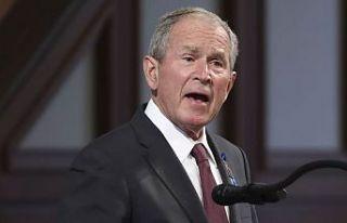 Eski ABD Başkanı Bush, Bıden'ı tebrik etti