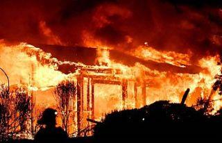 Yangınlara karşı ısınmak için kullanılan cihazlarda,...