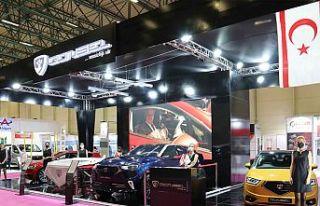 Yerli otomobil 'Günsel' MÜSİAD EXPO'da