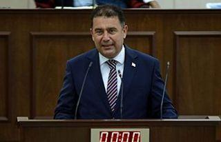Başbakan Saner: Türkiye'den 500 bin aşı gelecek.Nüfusun...