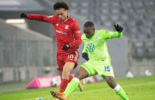 Bayern Münih sahasında güldü