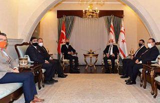 Cumhurbaşkanı Tatar: Devletin zeminin güçlenmesi...