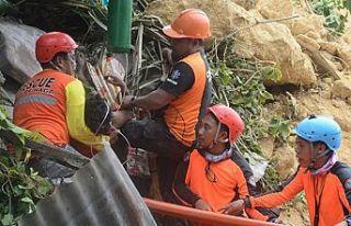 Filipinler'de maden ocağında heyelan: 3 ölü,...