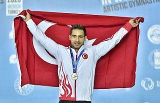 İbrahim Çolak Avrupa şampiyonu