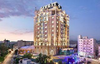 Lefkoşa Merit Otel'de 2 yeni Covid-19 vakası