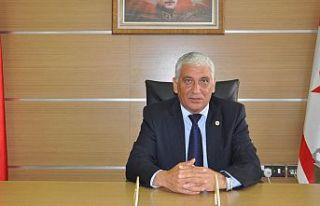 Mahmut Özçınar'dan yeni yıl mesajı