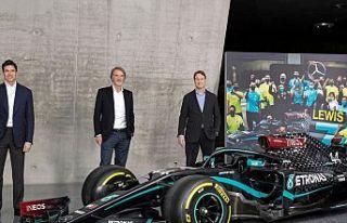 Mercedes F1 Takımı'nın 3'te 1 hissesi...