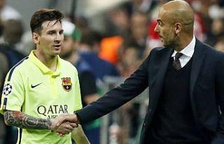 Messi adım adım Man. City'e