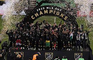 MLS'de şampiyon Columbus