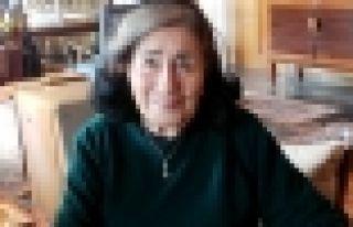 Ara bölgede yaşayan 104 yaşındaki Elsıe Slonım...