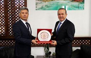 Ataoğlu: Sivil Savunma Teşkilatı, en önemli dayanağımızdır