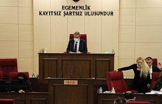 Bütçe Komitesi Başkanlığına Atun'un seçildiği...