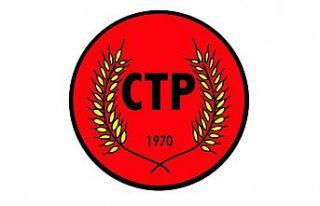 CTP: Nisan'da erken seçime gidilmelidir!