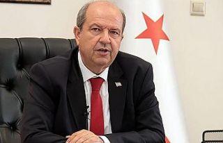 Cumhurbaşkanı Ersin Tatar'dan, Bıyıkoğlu'nun...