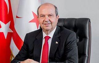 Cumhurbaşkanı Tatar cuma günü Meclis'teki Partilerin...