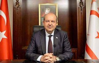 Cumhurbaşkanı Tatar'dan Anastasiadis'e çağrı:...