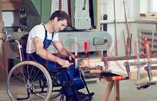 Engelliler, mesleki eğitim bekliyor