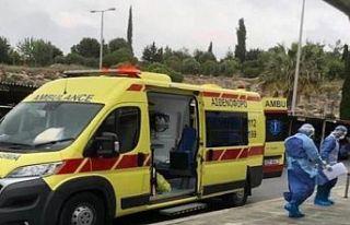 Güney Kıbrıs'taki hastanelerin doluluk oranı...