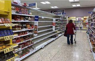 İngiliz süpermarket zincirlerinden halka 'stok...