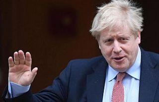 İngiltere Başbakanı Boris Johnson'dan Trump'a...