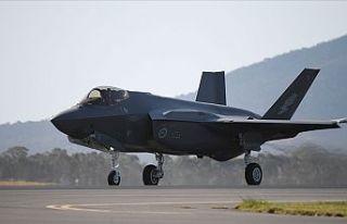 Pentagon F-35'lerin tam kapasite seri üretim...